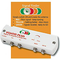 Status 580 Directional TV / Radio Antenna System signal finder