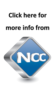 The national caravaning council button