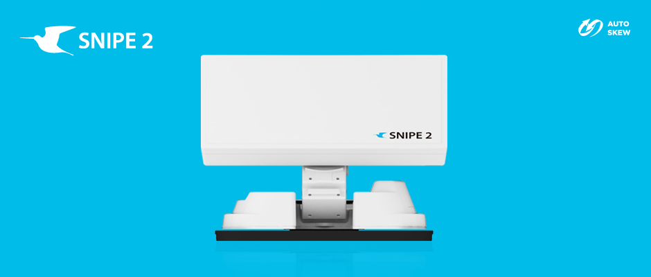 Snipe 2 satellite system for motorhome and caravans