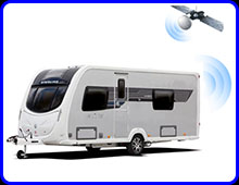caravan thatcham approved and insurance approved vehicle trackers