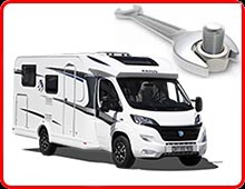motorhome habitation and mechanical service