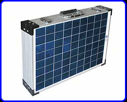 foldup portable solar panels